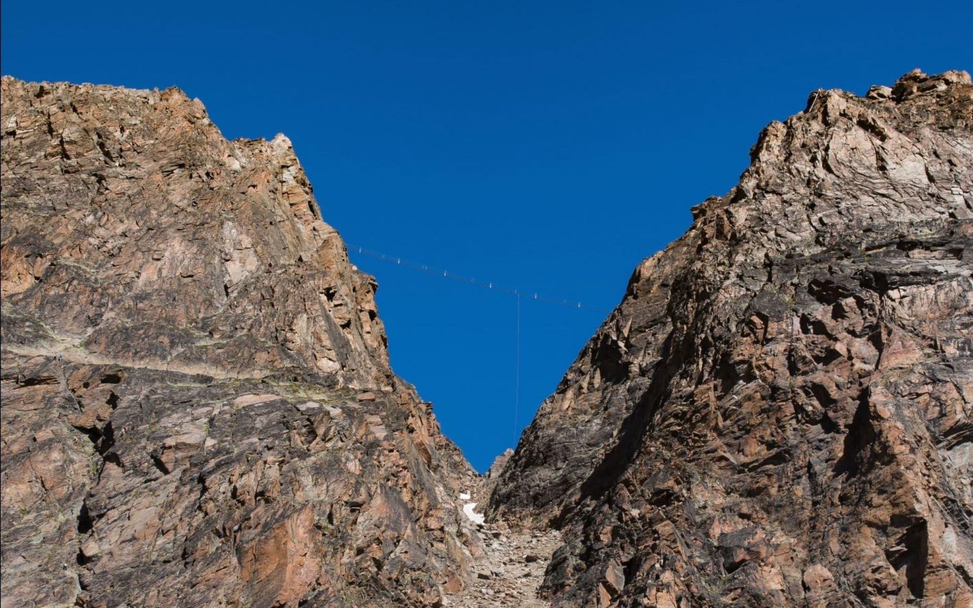treking v Sibiriji Altaj