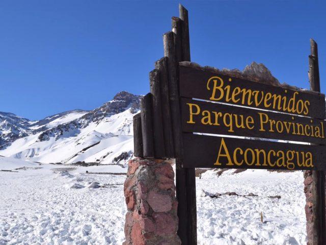 Vzpon na goro Aconcagua