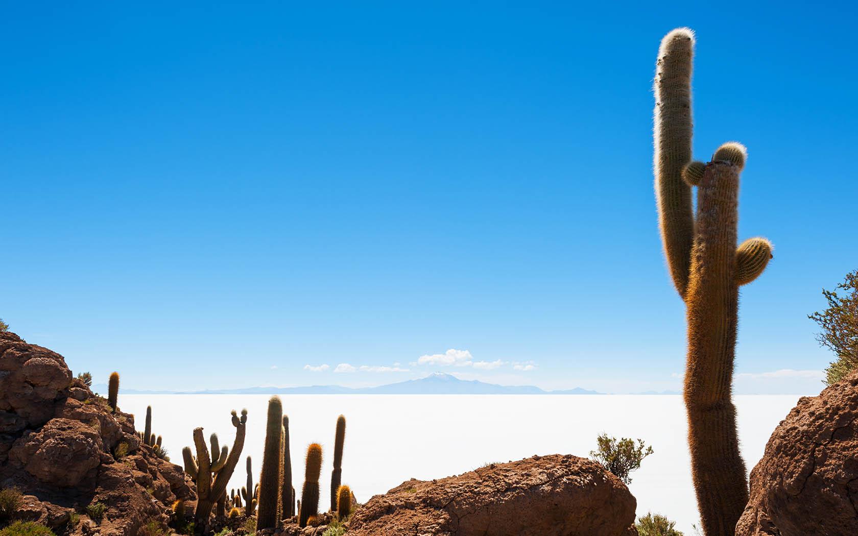 Potovanje Peru Bolivija in Čile