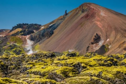 Treking Islandija: Landmannalaugar