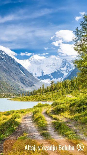 treking v Sibiriji