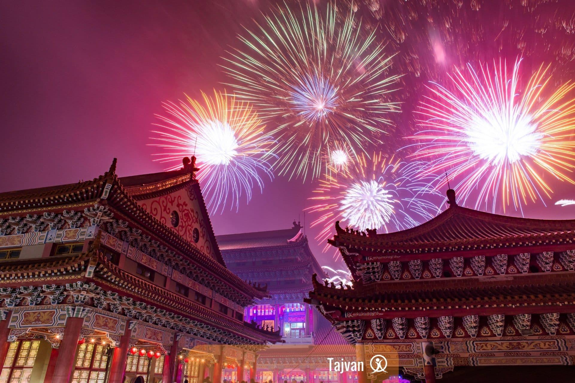 Tajvan za novo leto
