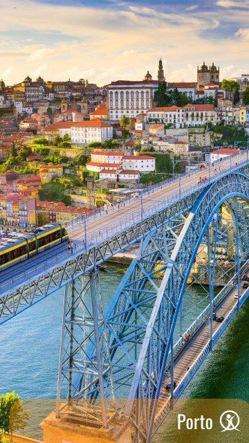 Portugalska potovanje