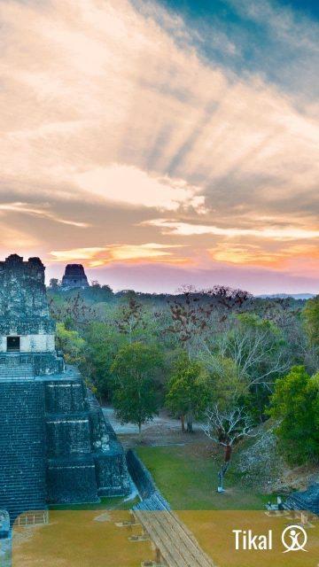 Potovanje Srednja Amerika