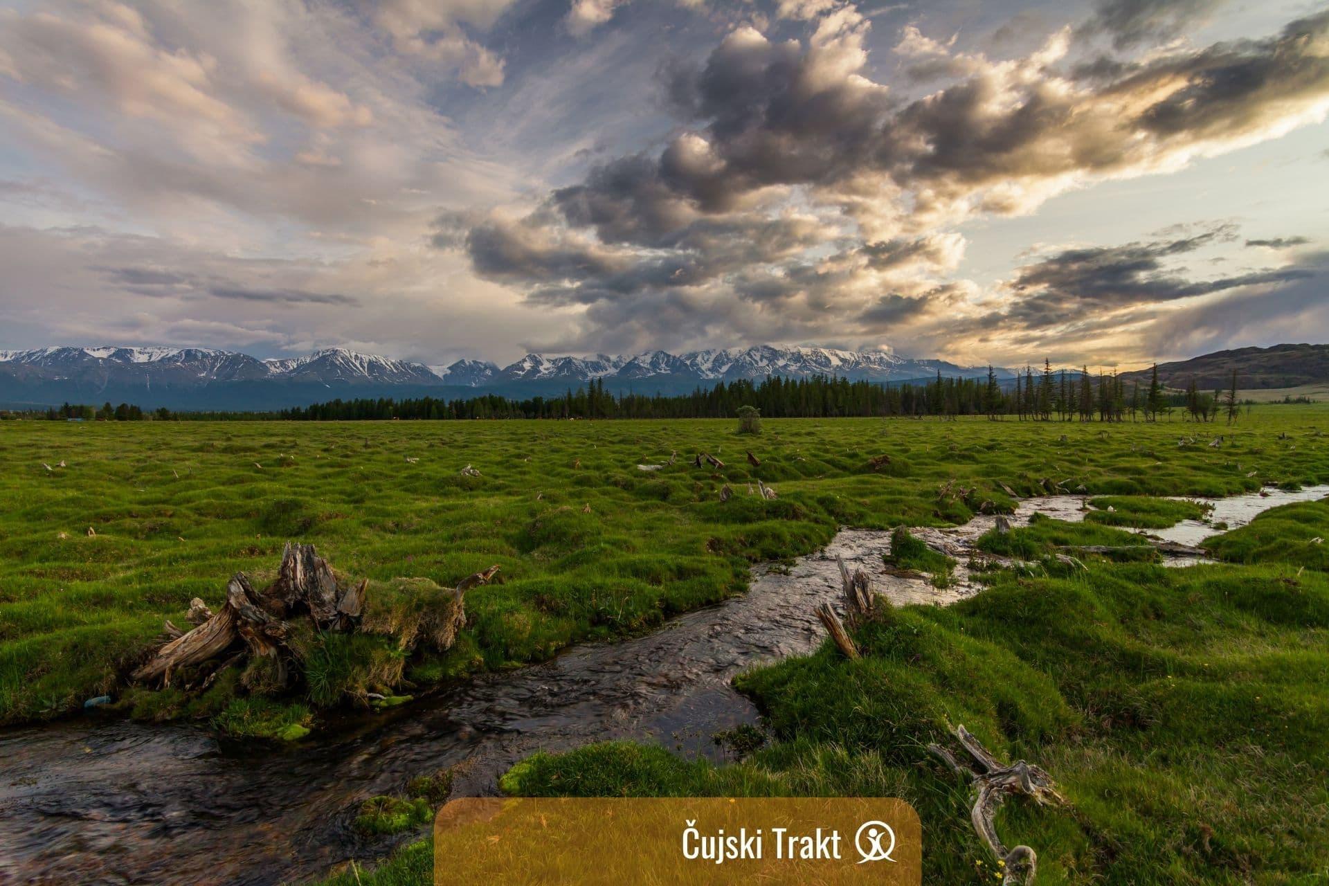 Potovanje Altaj