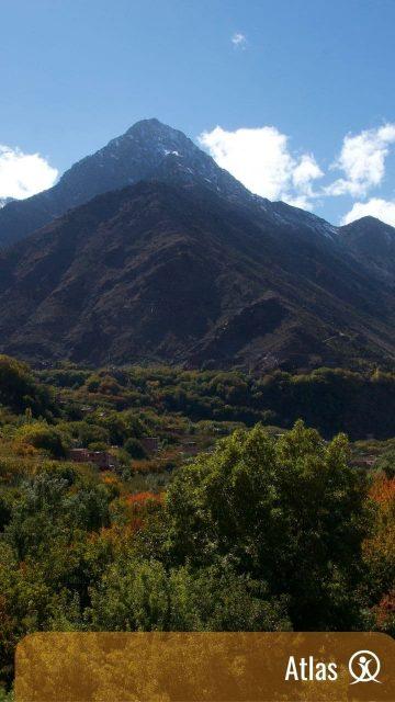 Maroko treking