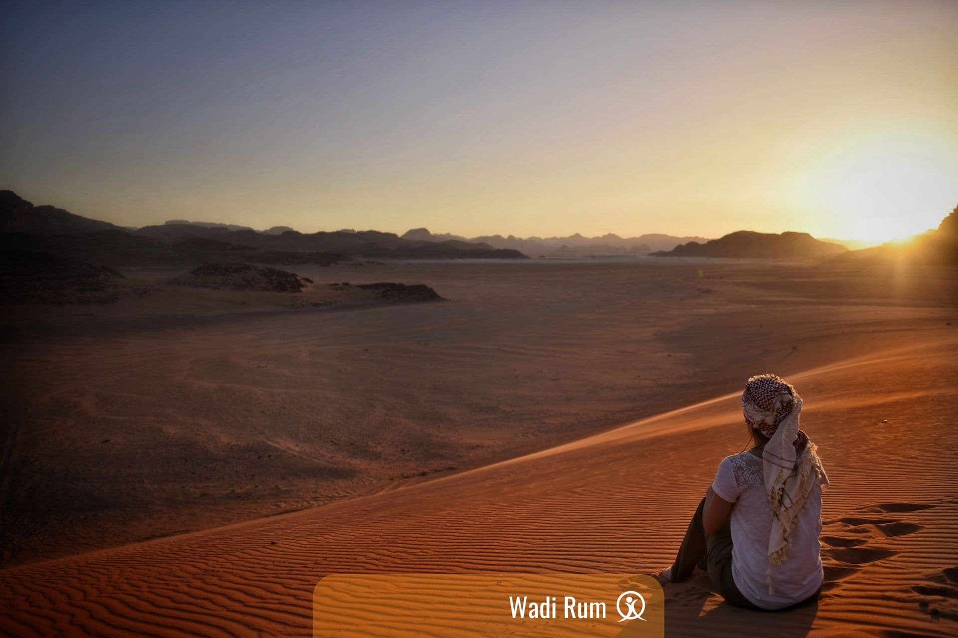 Treking potovanje Jordanija