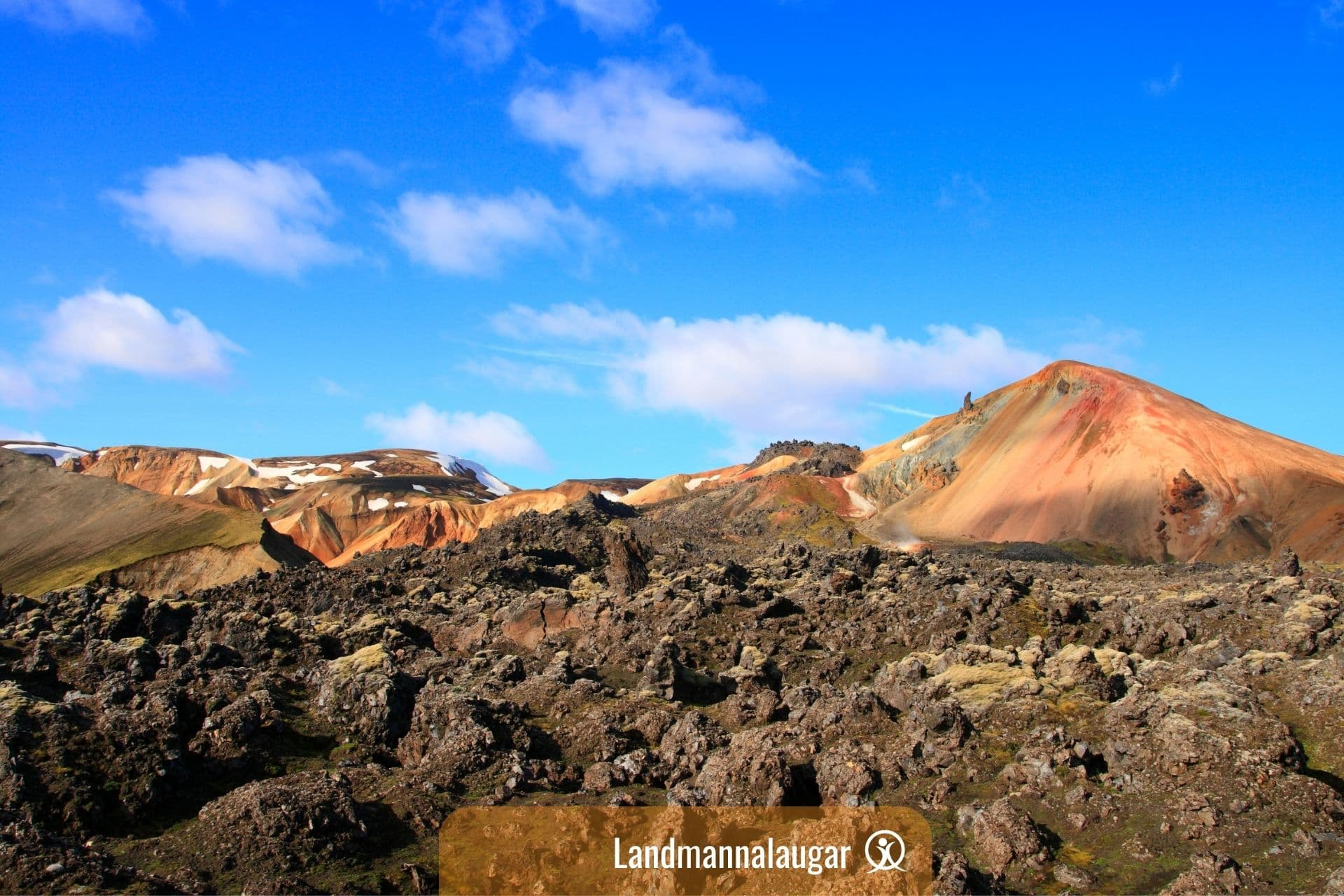 treking Islandija