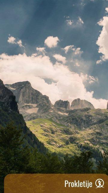 Treking potovanje Albanija