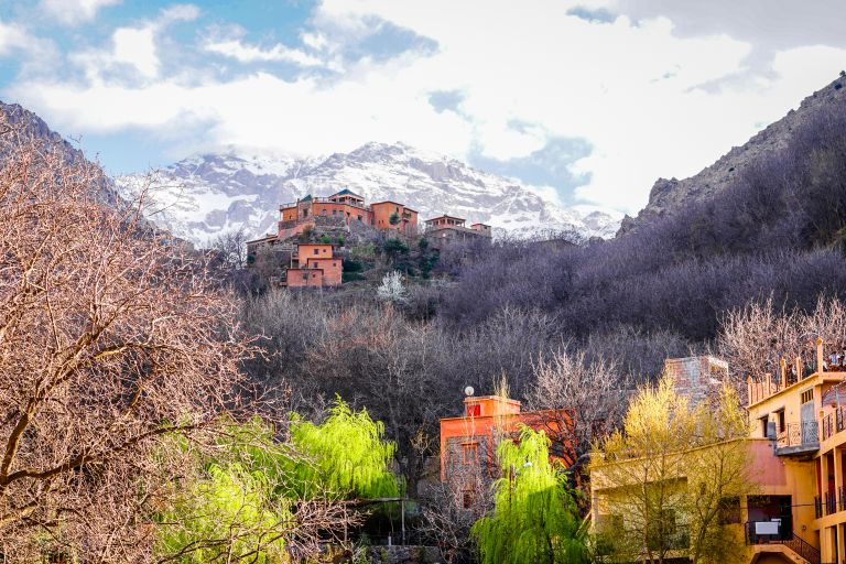Maroko treking potovanje in vzpon na Toubkal