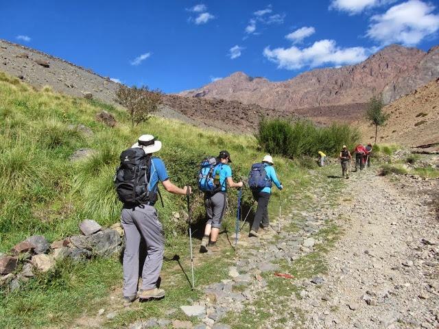Maroko Treking Potovanje
