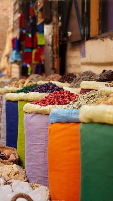Maroko potovanje