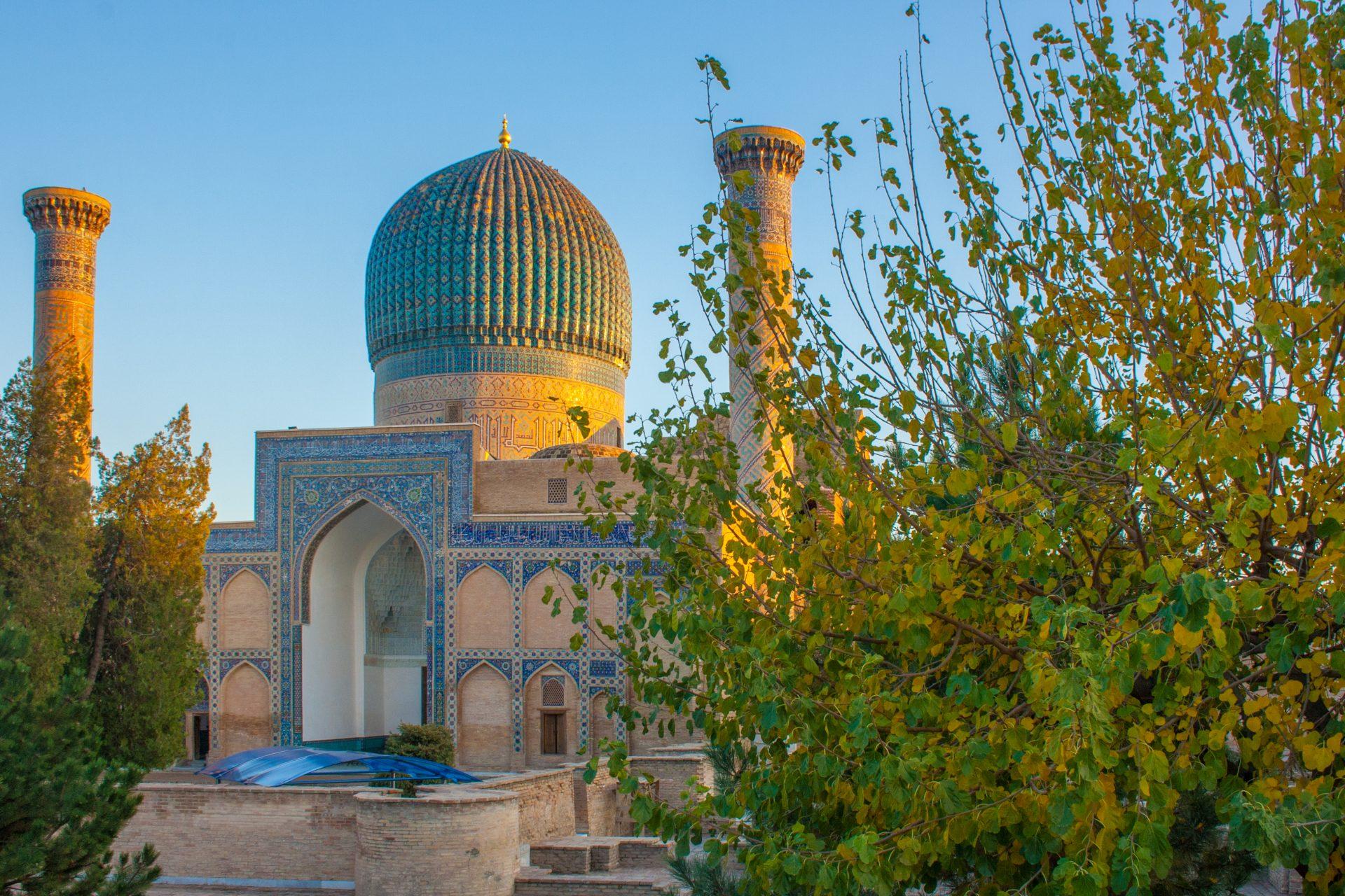 Potovanje Uzbekistan