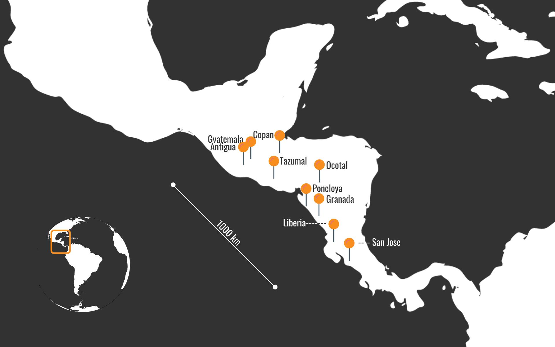 Srednja Amerika