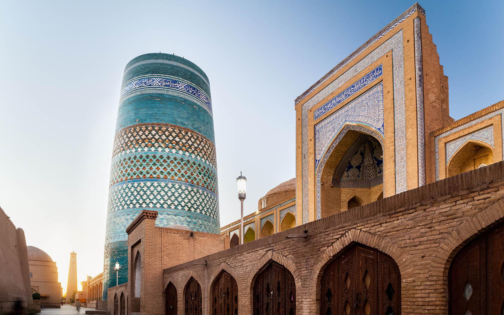 Uzbekistan potovanje