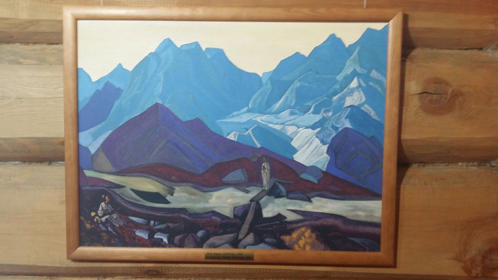 Altaj treking s konji