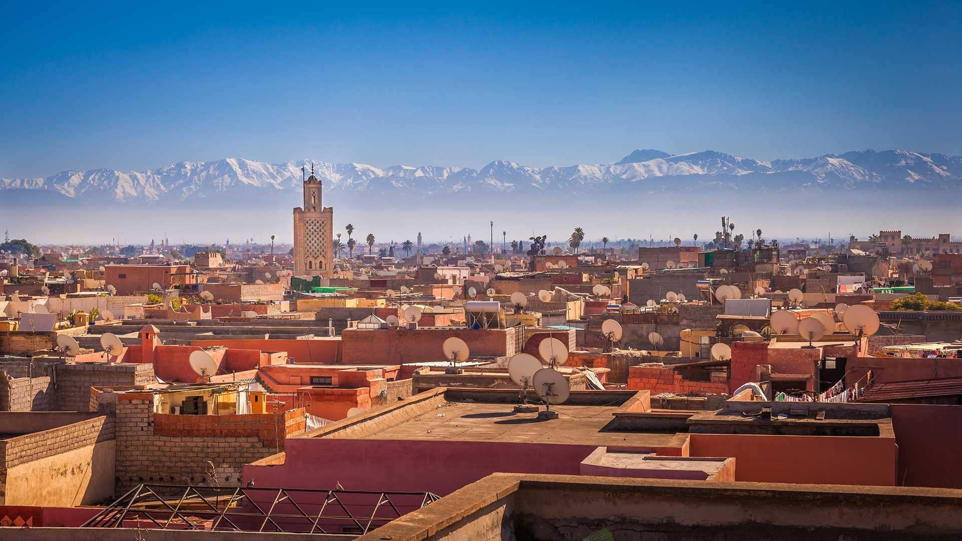 Maroko potovanje in treking za novo leto