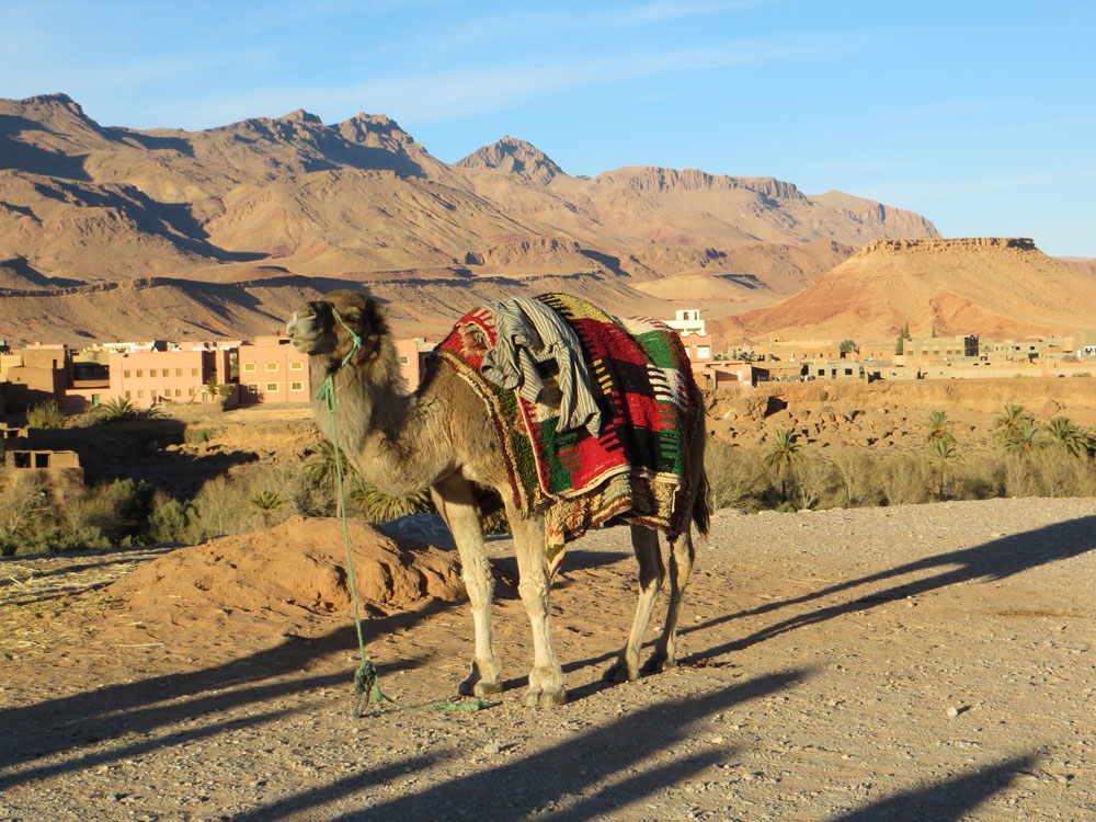 Potovanje v Maroko