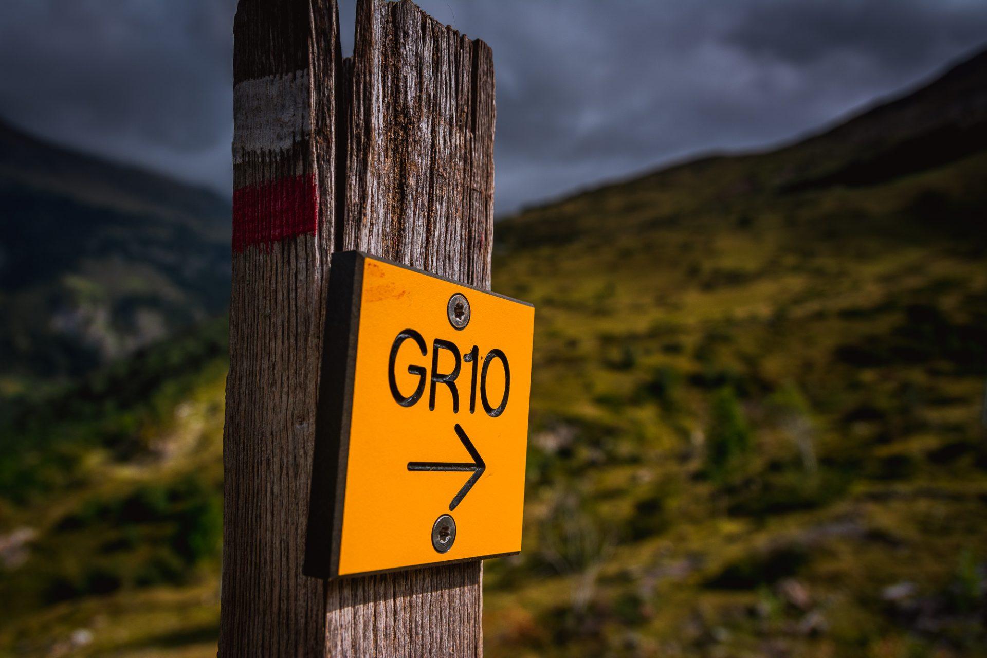 treking v Pirenejih