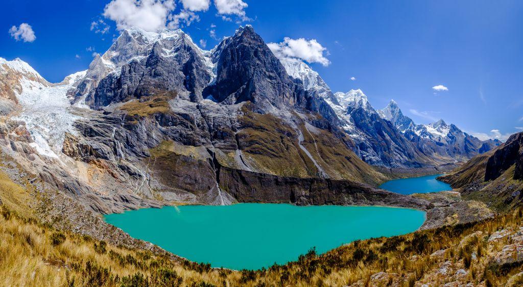 Treking v Peruju - Kordiljera Huayhuash