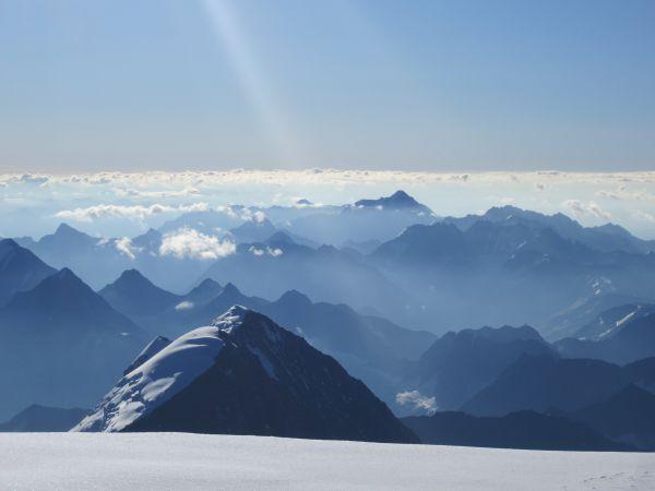 Beluha, vzpon na najvišjo goro Sibirije